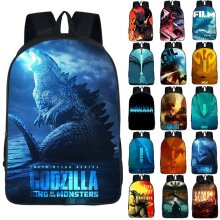Godzilla: King of the Monsters Backpack School Bag