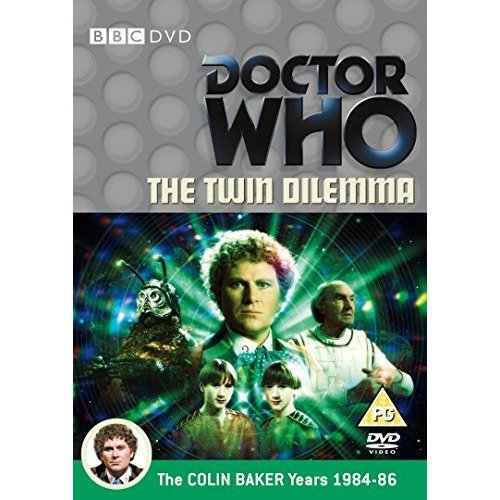 Doctor Who - The Twin Dilemma DVD [2009]