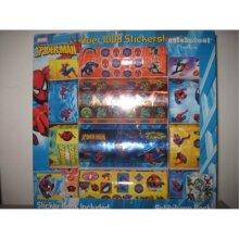 The Amazing Spiderman Stickeroni