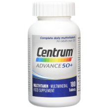 Centrum Advance 50 Plus Multivitamin Tablets, Pack of 180