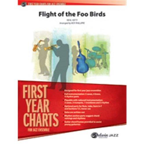 Alfred 00-26856 FLIGHT OF THE FOO BIRDS-JFY