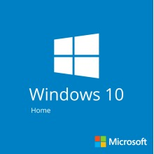 Microsoft Windows 10 Home 32/64 Bit Download Product Key For 1 PC