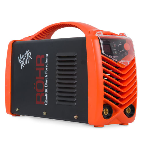 Rohr MMA-200FI - ARC Welder Inverter Portable MMA 240V IGBT 200 amp DC Welding Machine