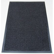 Abaseen Anti Slip Rubber Outdoor Floor Doormats - Grey 120x180 CM