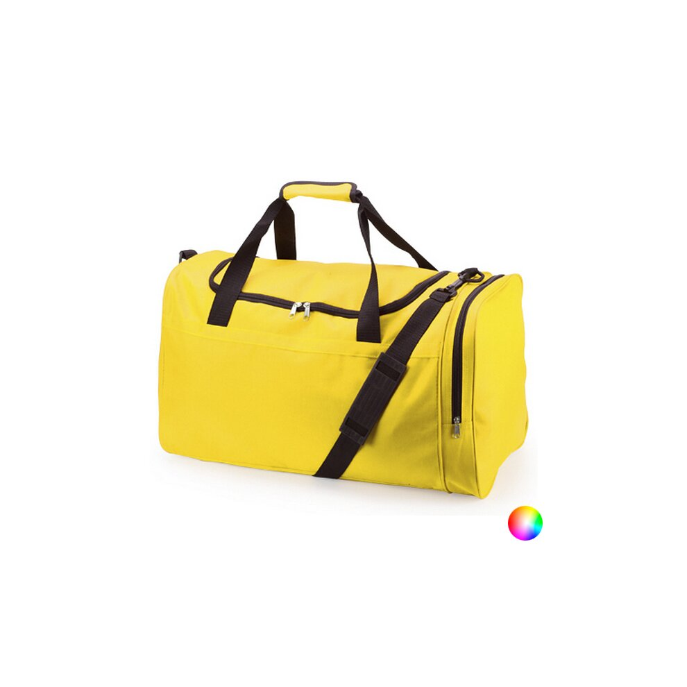 Sports & Travel Bag Polyester 600d 144177/Yellow