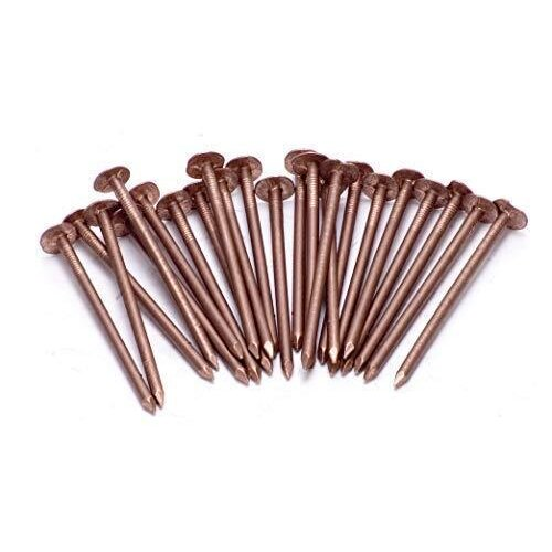 Copper Tree Stump Killer/Solid Copper Clout Nails - Very Large Sizes Available (20 x 65mm)