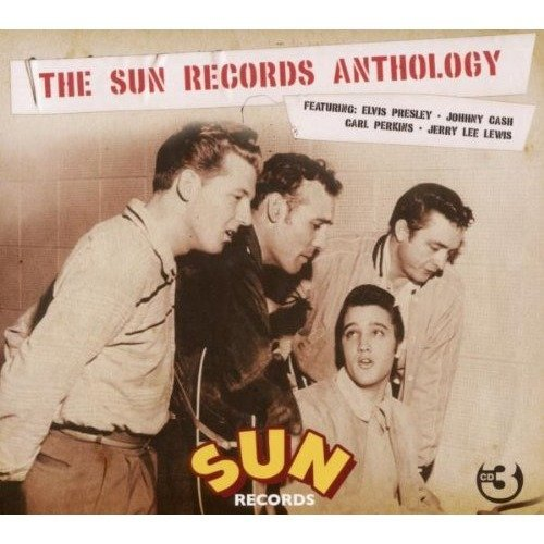 The Sun Records Anthology [CD]