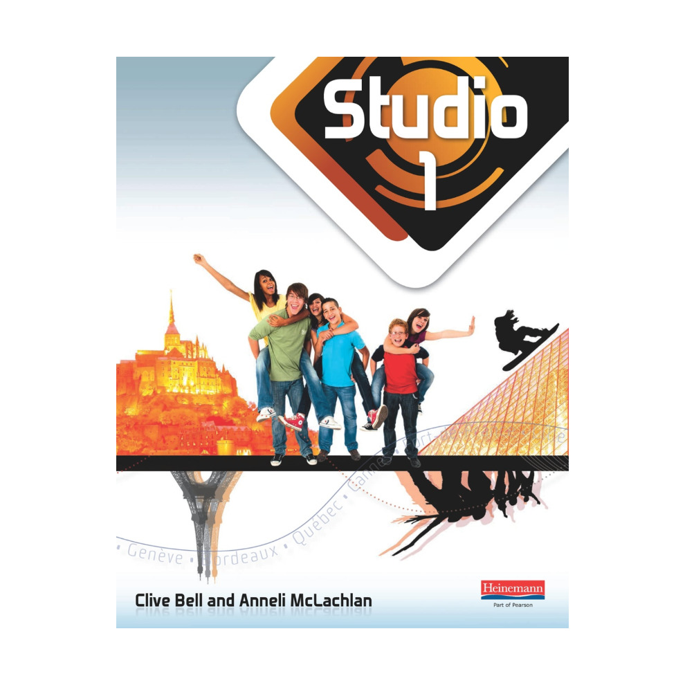 Studio 1 Pupil Book 11 14 French On Onbuy