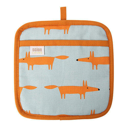 Scion Living Mr Fox Blue Pot Holder