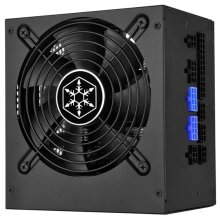 Silverstone ST55F-PT power supply unit 550 W ATX Black