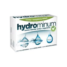 HYDROMINUM Utrata Wagi Nadmiar wody Weight Cellulite 30 tab Be Slim Aquaminum