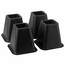 """Square Furniture Raisers 5.5"""" Raise - for Beds, Chairs and Sofas"""