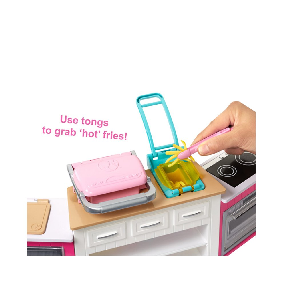 Barbie Ultimate Baking Innovation¦Baby's Kitchen & Doll ...