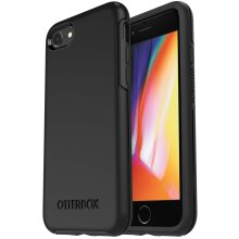 Otterbox Symmetry Series Slim Sleek Protective Phone Case Cover For iPhone 8 / 7 / SE (2nd Generation)-Black