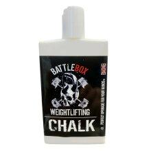Battlebox WeightLifting 100ML Liquid Chalk Climbing Gymnastic CrossFit