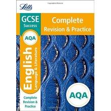AQA GCSE 9-1 English Language and English Literature Complete Revision & Practice (Letts GCSE 9-1 Revision Success)