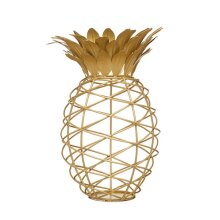 BarCraft Pineapple Shaped Wine Cork Collector