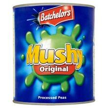 Batchelors Original Mushy Peas - 6x3kg