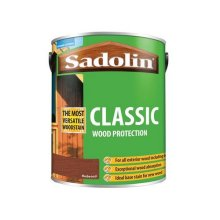 Sadolin 5012919 Classic Wood Protection Redwood 5 Litre