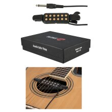 Silenceban™ portable Acoustic Guitar Pickup Electric Transducer