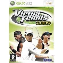 Virtua Tennis 2009 Xbox 360 Game - Used