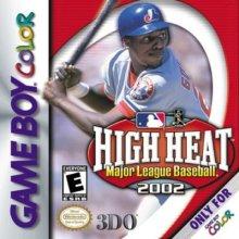 High Heat Baseball 2002 - Used