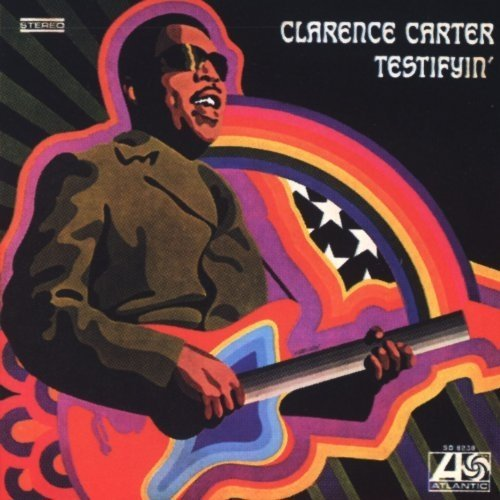 Clarence Carter - Testifyin [CD]