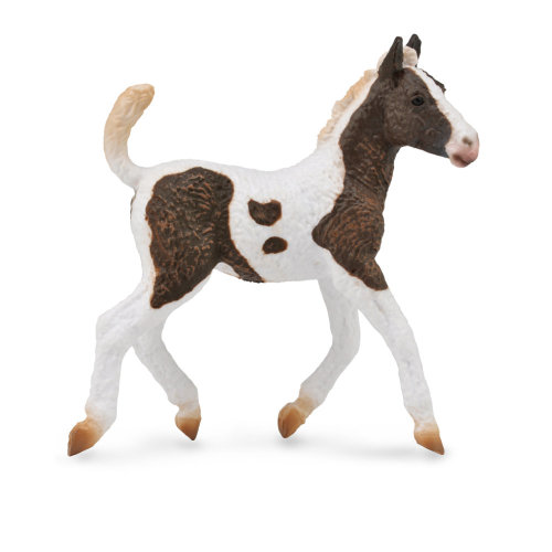 Poulain Curly Figurine Chevaux Taille XL CollectA 88781