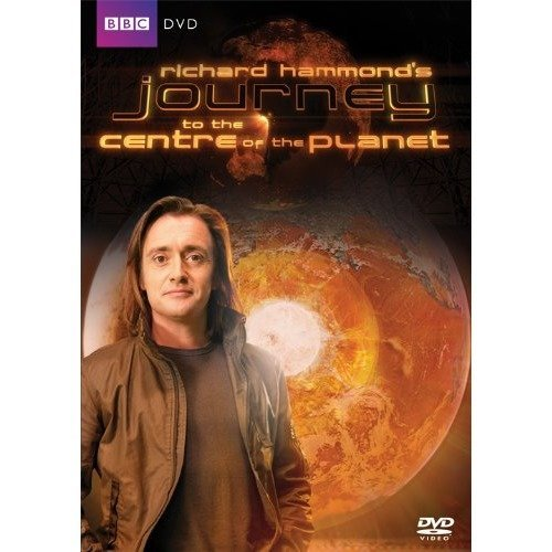 Richard Hammonds - Journey To The Centre Of The Planet DVD [2011]