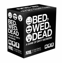 Bed Wed Dead -  Adult Card Game