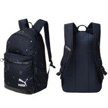 Puma Originals Daypack Backpack 2 Strap Rucksack Navy Unisex Bag 075086 07 A25A