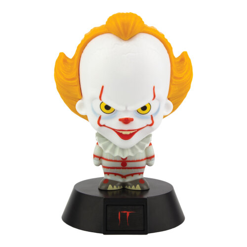 Pennywise Icon LED Light Mini Night Lamp Super Bright Stephen King's IT Horror