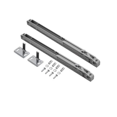 2x Soft Closing Mechanism 50kg 2pcs For Sliding Wardrobe Doors