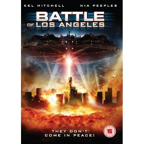 Battle Of Los Angeles DVD [2011]