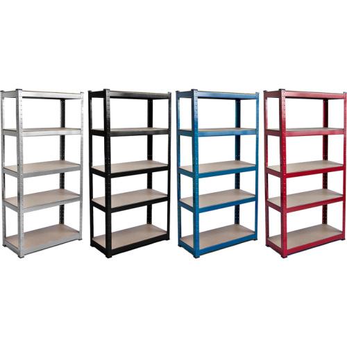 5 Tier Garage Large Shelving Storage Rack DIY Unit
