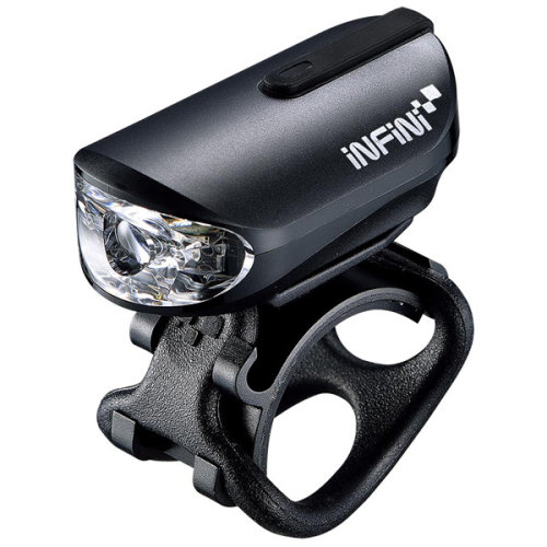 Infini Olley Super Bright Micro USB Front Light With QR Bracket