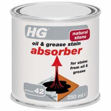 HG Natural Stone Oil/Grease Stain Absorber