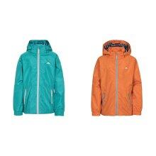 Trespass Childrens Girls Fenna Waterproof Jacket