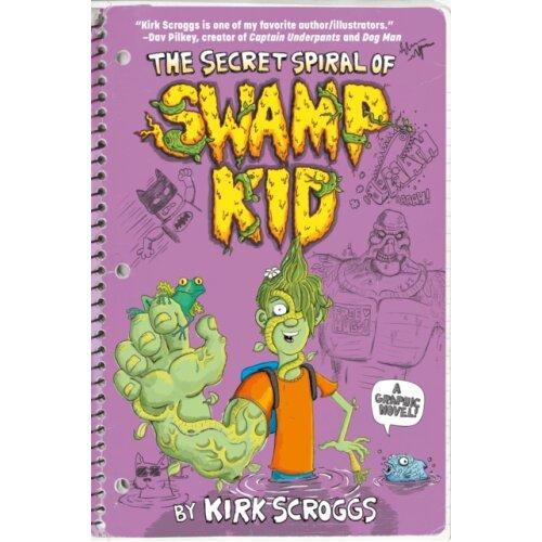 Secret Spiral of Swamp Kid by Scroggs & Kirk