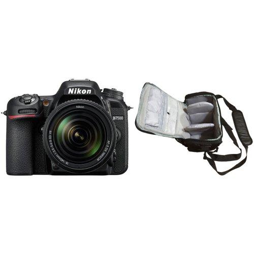 NIKON D7500 KIT AF-S 18-140MM F3.5-5.6G ED VR DX + Bag