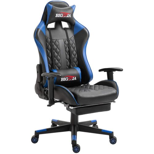 Dripex Ergonomic Gaming Chair with footrest