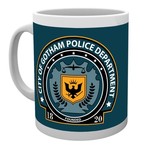 Dc Comics Gotham Police Mug