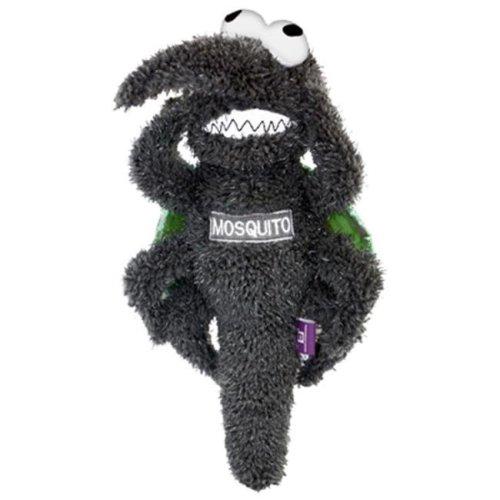 Multipet Plush Mosquito Dog Toy