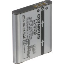 Olympus Li-50B Rechargeable Li-Ion Battery (3.7V, 925 mAh)
