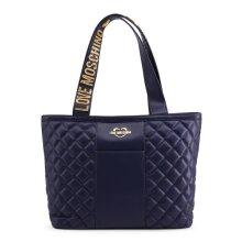 Moschino -  SHOPPING BAG - BLUE