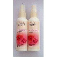 avon Raspberry & Hibiscus Daily Hair Refresher x 2
