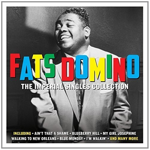 Fats Domino - the Imperial Singles Collection [3cd Box Set]