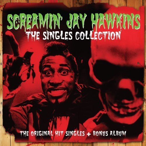 The Singles Collection Double Cd Audio Cd Screamin Jay Hawkins