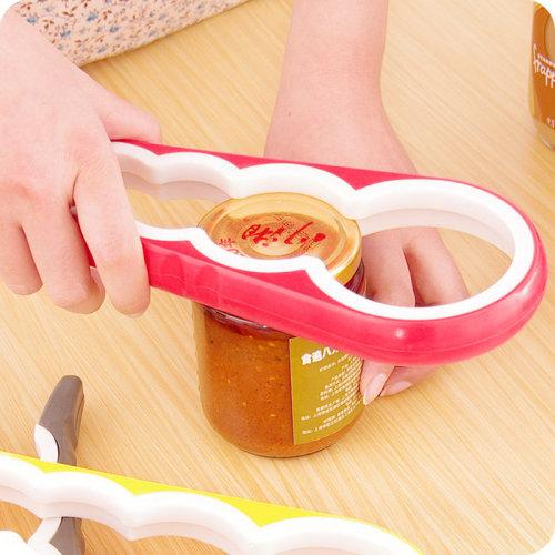 Easy Grip Jar Opener Non Slip Rubber Bottle Opener Jam Tight Lids Mat Mobility