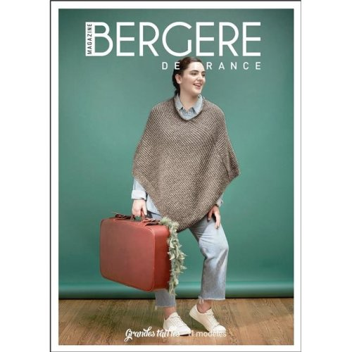Bergere De France BF60497 Best of Plus Size Magazine